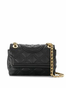 Tory Burch quilted crossbody bag - Black