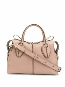 Tod's D-Styling small tote - Neutrals