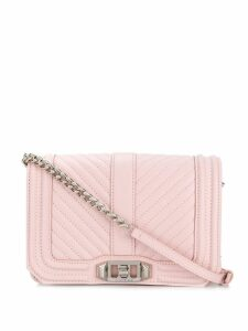 Rebecca Minkoff Chevron Quilted bag - Pink