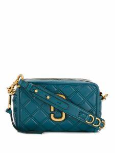 Marc Jacobs The Quilted Softshot shoulder bag - Blue