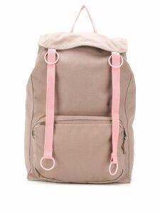 Eastpak x Raf Simons x Raf Simons Topload Loop backpack - Grey