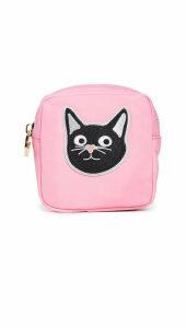 Stoney Clover Lane Cat Mini Pouch