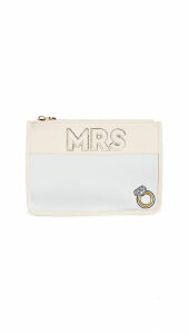 Stoney Clover Lane Mrs. Clear Flat Pouch