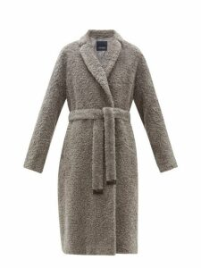 S Max Mara - Agiato Coat - Womens - Grey