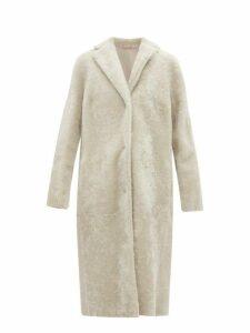 S Max Mara - Fervida Coat - Womens - Cream