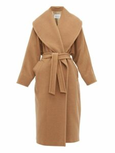 Max Mara - Fretty Coat - Womens - Camel