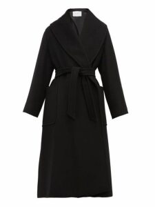 Max Mara - Gufo Coat - Womens - Black