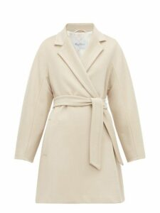 Max Mara - Soldino Coat - Womens - Cream