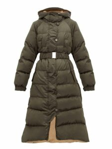 S Max Mara - Sporty Coat - Womens - Khaki