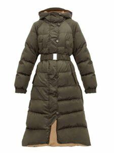 S Max Mara - Sporty Coat - Womens - Khaki