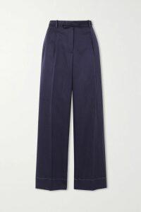 Fendi - Mon Trésor Mini Laser-cut Leather Bucket Bag - Brown