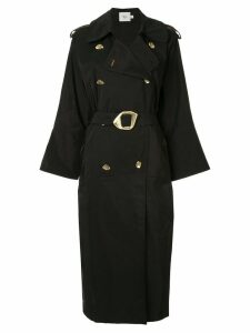 Aje Julius trench coat - Black