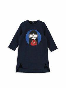 Baby Girl's Miss Marc T-Shirt Dress