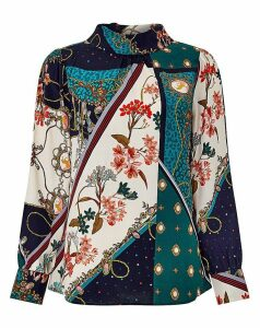 Monsoon Pearly Queen Print Blouse