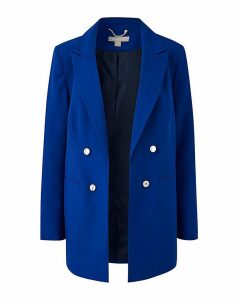Mix and Match Blue Fashion Blazer