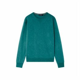 Hackett Knitwear Wool Cash Mix Crew