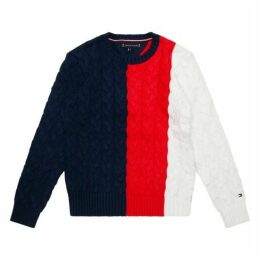 Tommy Hilfiger Colour Block Sweater