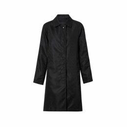 Burberry Monogram Econyl Jacquard Car Coat