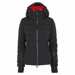 Moncler Grenoble Black Quilted Shell Jacket