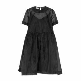 Baum Und Pferdgarten Aretha Black Organza Dress