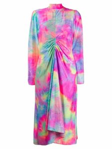 Sies Marjan licra sporty printed dress - PINK