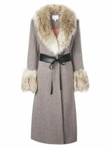 Cinq A Sept Irina coat - Brown