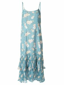 We Are Kindred Mia floral print dress - Blue