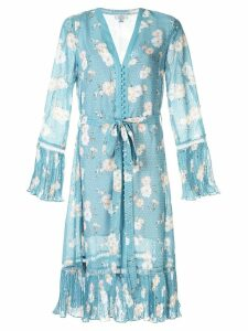 We Are Kindred Mia shirtdress - Blue
