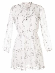 We Are Kindred Elle printed mini dress - White