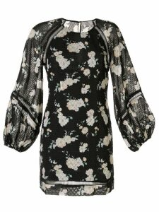 We Are Kindred Mia floral-print dress - Black