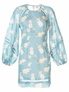 We Are Kindred Mia floral-print dress - Blue