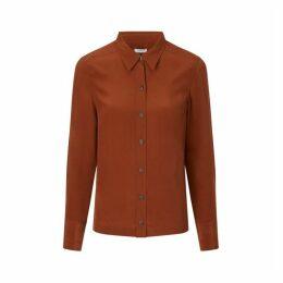 Jigsaw Silk Shirt