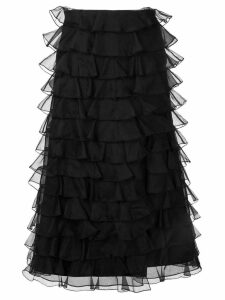 Macgraw Semantics skirt - Black