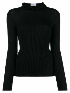 Red Valentino RED(V) high neck sweater - Black