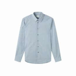 Jigsaw Anthony Cotton Delave Shirt