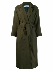 Katharine Hamnett London Lola technical coat - Green