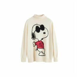 Chinti & Parker Cream Joe Cool Cashmere-wool Sweater