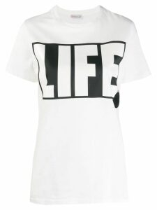 Moncler Life T-shirt - White