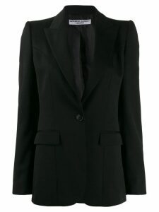 Katharine Hamnett London structured classic blazer - Black
