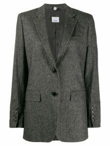 Burberry tweed jacket - Black