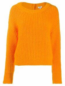 Kenzo tassel detail jumper - Orange