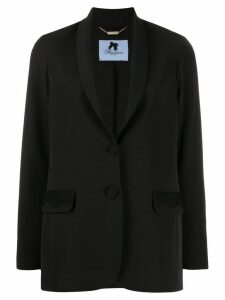 Blumarine single-breasted blazer - Black
