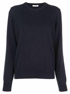 The Row crew-neck sweatshirt - Blue