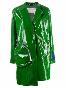 A-Cold-Wall* water-resistant trench coat - Green