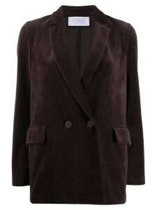 Harris Wharf London corduroy blazer - Brown