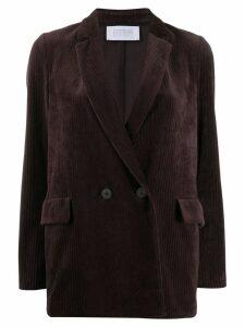 Harris Wharf London corduroy blazer - Brown