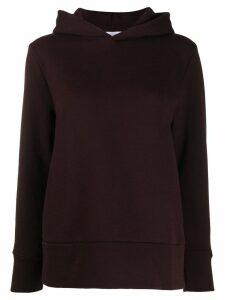 Roseanna hooded sweatshirt - Brown