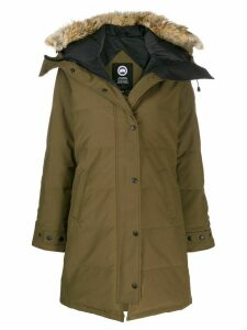 Canada Goose Rossclair padded parka - Green