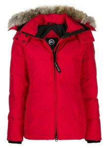Canada Goose Chelsea padded parka - Red