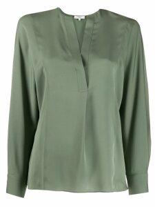 Vince crepe shirt - Green